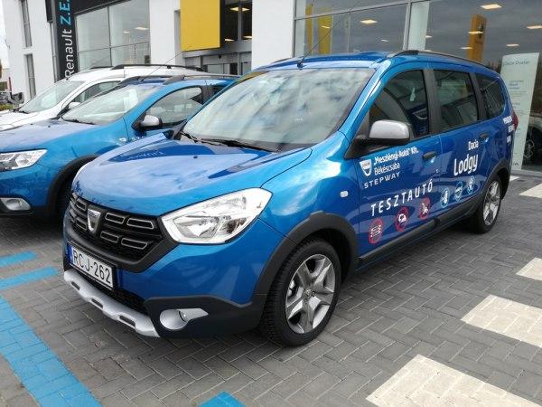 Dacia 7 Személyes: Dacia Lodgy STEPWAY 1.6 102le 7 Személyes